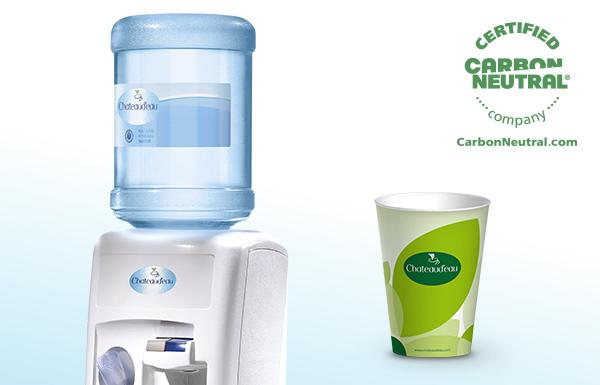 Fontaine a eau pour entreprise : Offre ECO