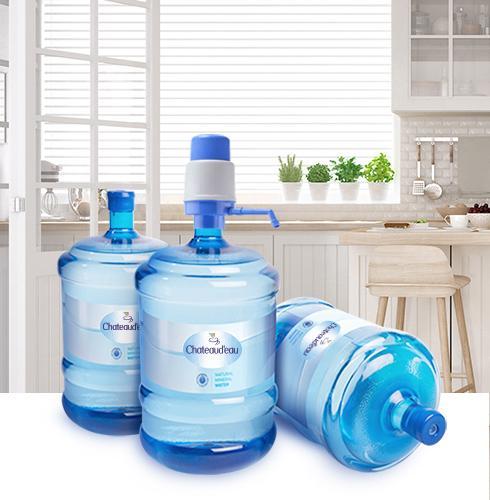 Livraison d'eau à domicile