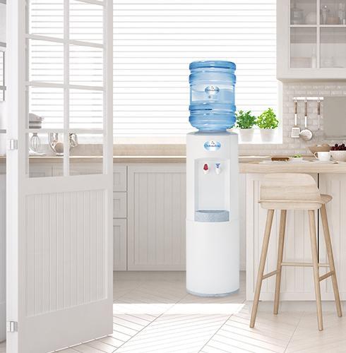 Fontaine à eau chaude à domicile