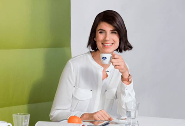 machine à café capsule pour entreprise