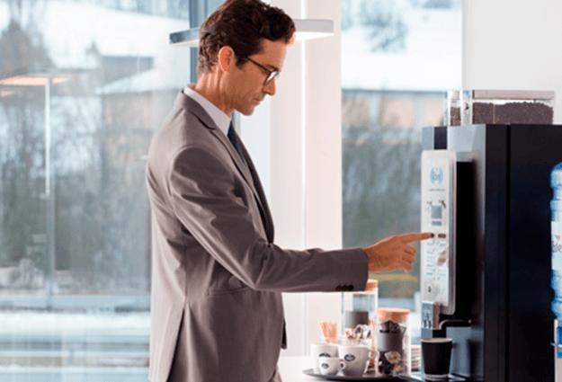café en entreprise