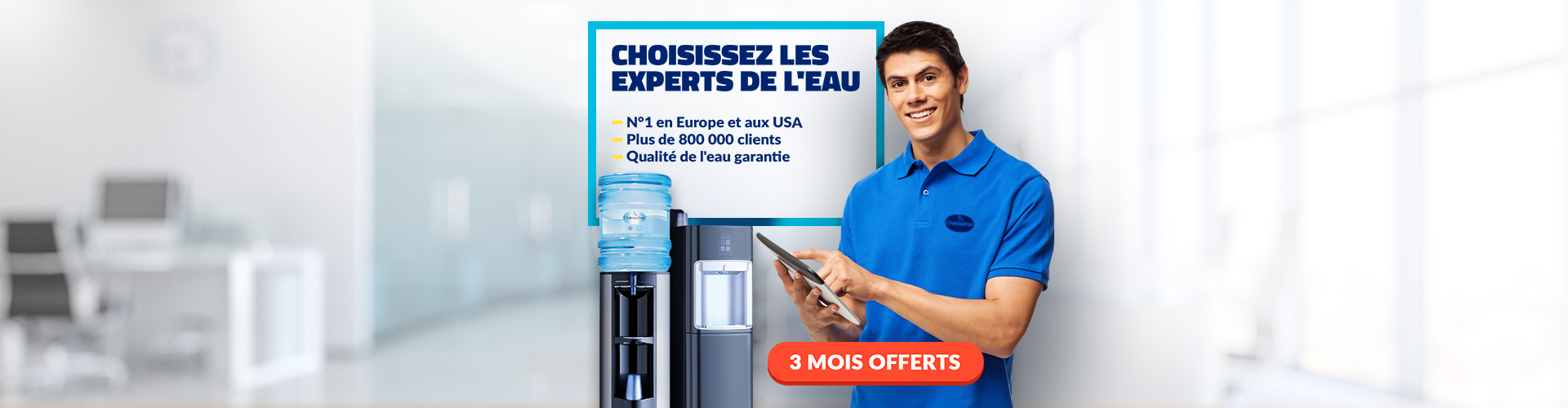expertise fontaine à eau